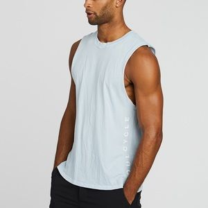 SoulCycle Cotton Cut Off Muscle Tank